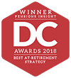 DC Awards 2018 Best at - Retirement Strategy